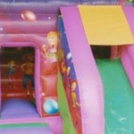 Disco Jump Jumping Castle