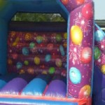 Party Time Jumping Castle