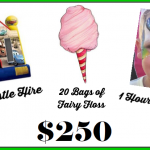 Birthday Party Specials!!