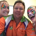 Face Painting Classes come to Townsville.